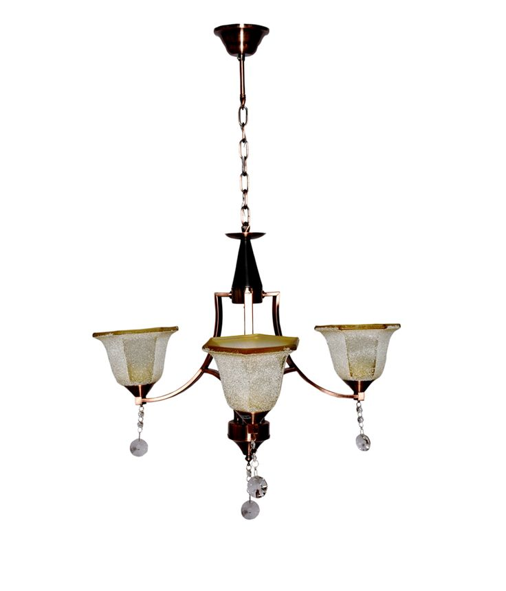 Round Chandelier.. perfect for a newly married couples bedroom!!
