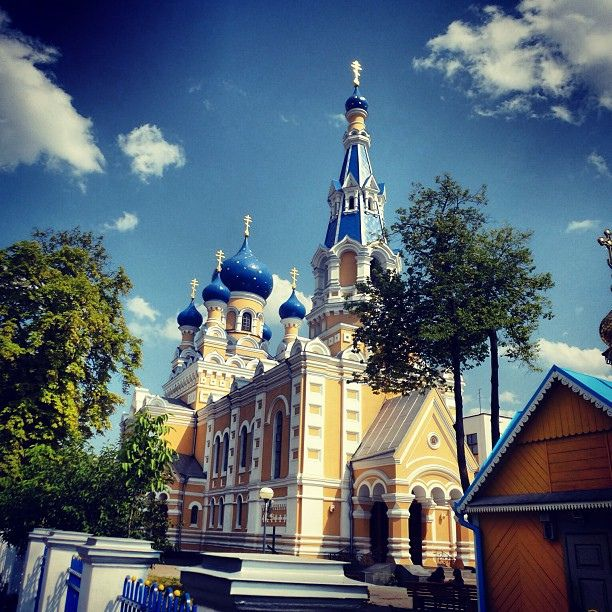 Church in Brest, Belarus. I LOVE THIS STYLE! | Flickr – Condivisione di foto!