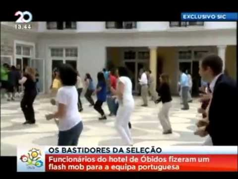 flash mob selecção nacional.wmv