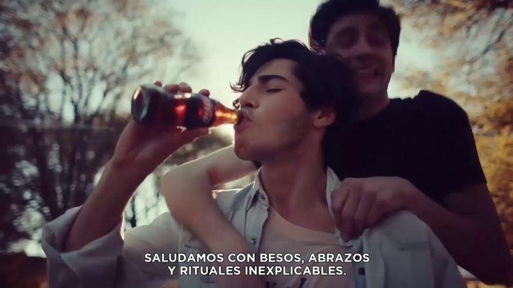 Publicidad COCA COLA - Los argentinos somos los que a menos distancia es...