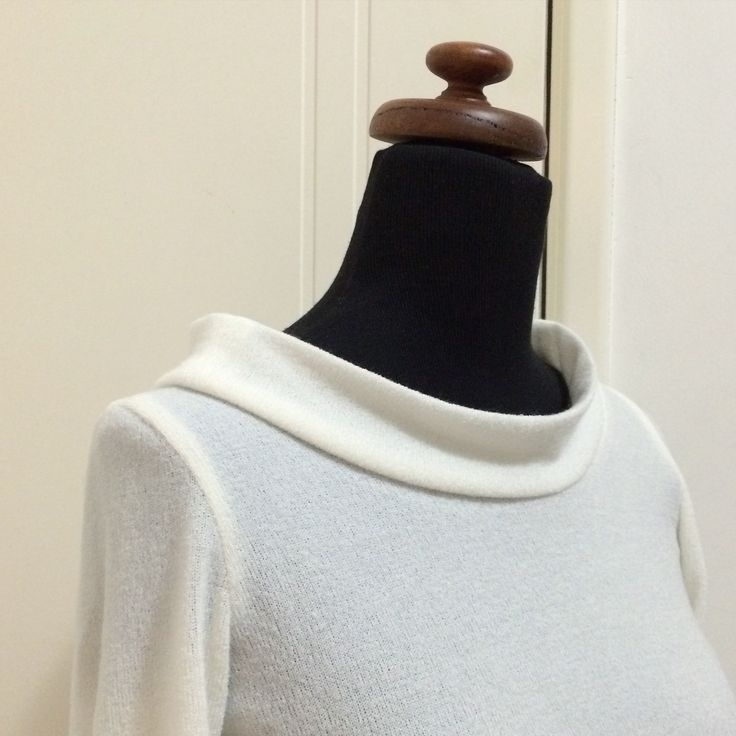 Stand up boat collar pattern | Made By Carolyn