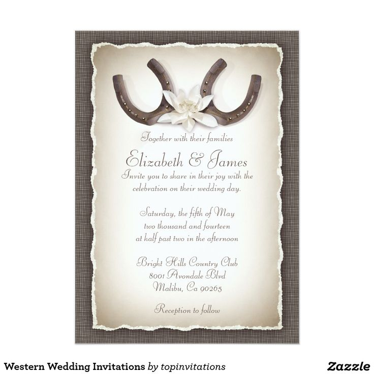 Cheap Country Wedding Invitations Kits