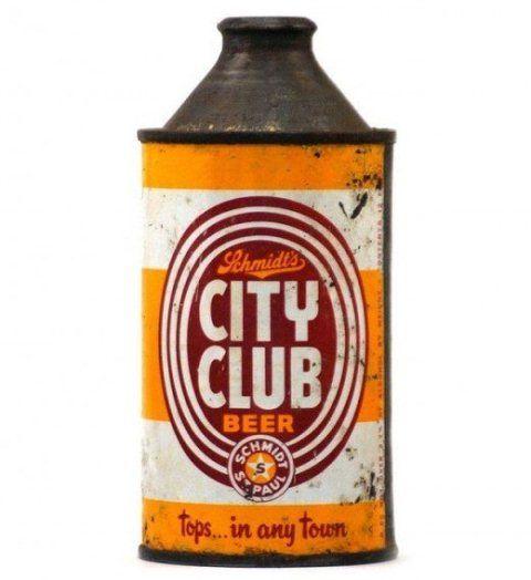1935... A primeira lata de cerveja