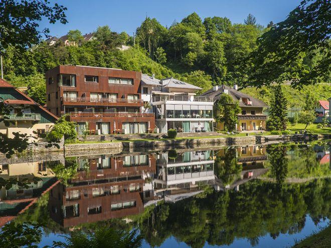 #Wellness und #Genuss Hotel Mühltalhof