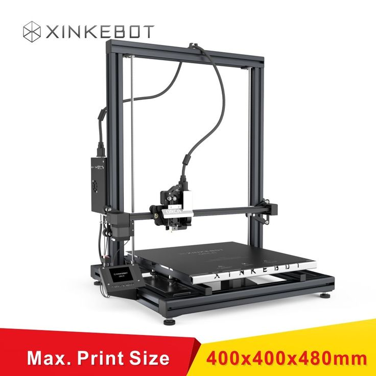 1899.00$  Buy now - http://alighl.worldwells.pw/go.php?t=32650338652 - New Arrival Dual Extruder Double Heads 3D Drucker Two-color Printing Xinkebot ORCA2 Cygnus 3D Printer 1899.00$