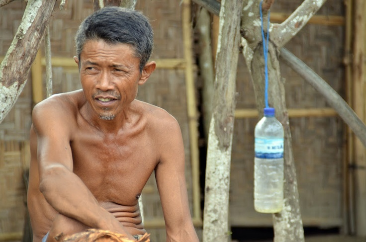 Local man in Tanjung Ringgit. Meet the people and community behind the sustainable development in #Lombok: http://ecoregions.co.id/the-model/local-communities/