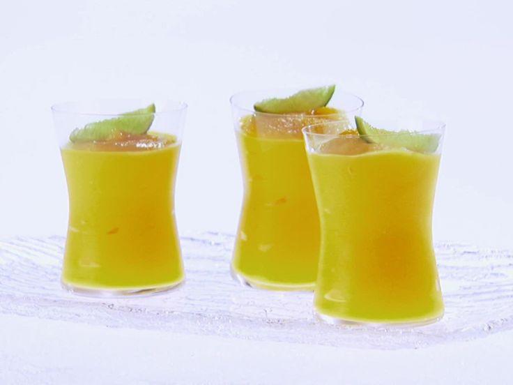 Frozen Mango Cocktail http://www.foodnetwork.com/recipes/giada-de-laurentiis/frozen-mango-cocktail-recipe/index.html