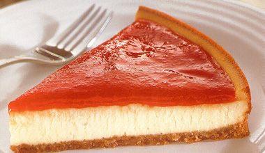 Cheesecake Romeu e Julieta Moça:Massa 1 pacote de Biscoito NESFIT® Aveia e Mel…