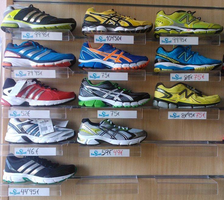 Las mejores zapatillas de running. : Que son las zapatillas running?