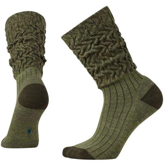 Women's Short Boot Slouch Socks
