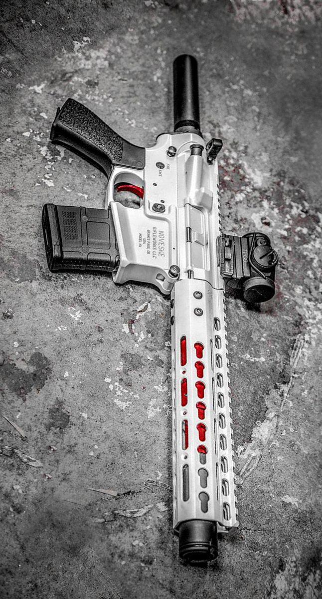 Custom Noveske pistol awesomeness!