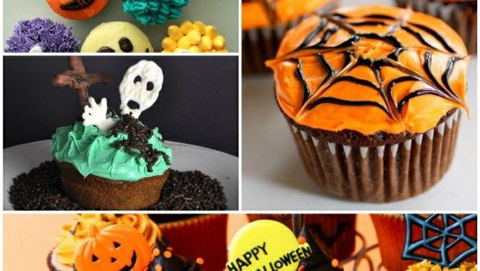 Halloween Gebäck - 2 tolle Muffin-Rezepte für Halloween