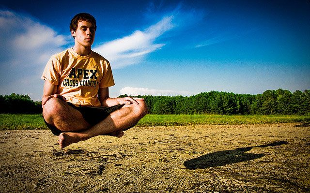 50 Mind-Blowing Levitation Photography - Blog of Francesco Mugnai