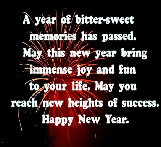 Best Happy New Year Quotes For Friends: 17 Best Images About Happy New Year On Pinterest
