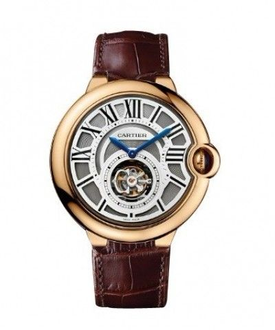 Cartier Ballon de Bleu Flying Tourbillon Mens Watch W6920001