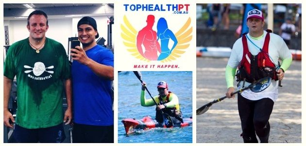 The Long Journey from Fat Paddler to Healthy Paddler | FatPaddler.com®