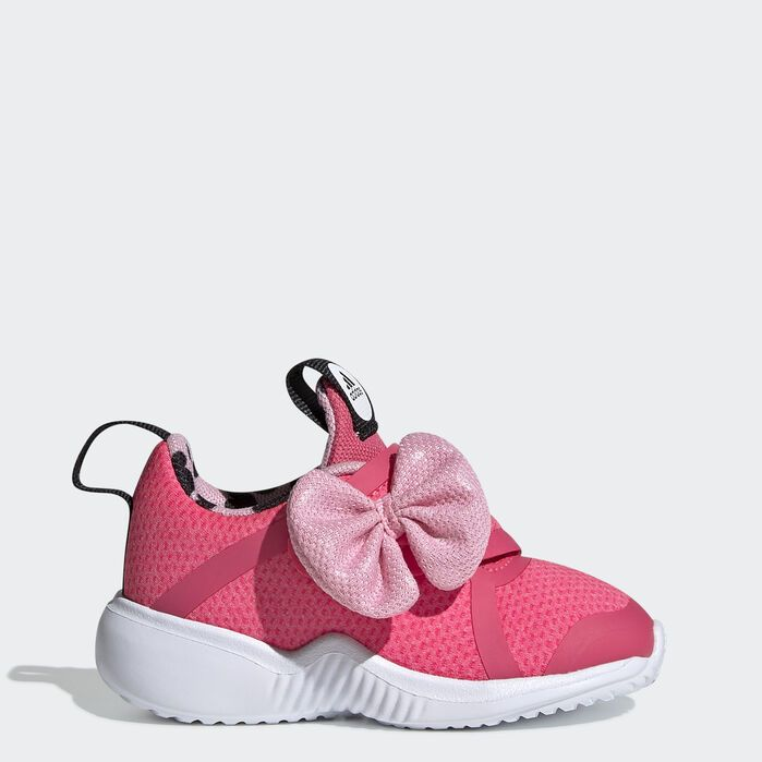 FortaRun X Minnie Mouse Shoes Real Pink Kids | Minnie mouse