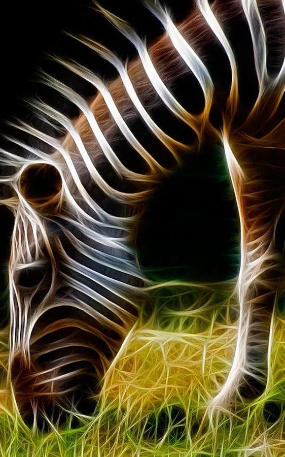 3D Live Wallpaper screenshot (With images) Fractal art