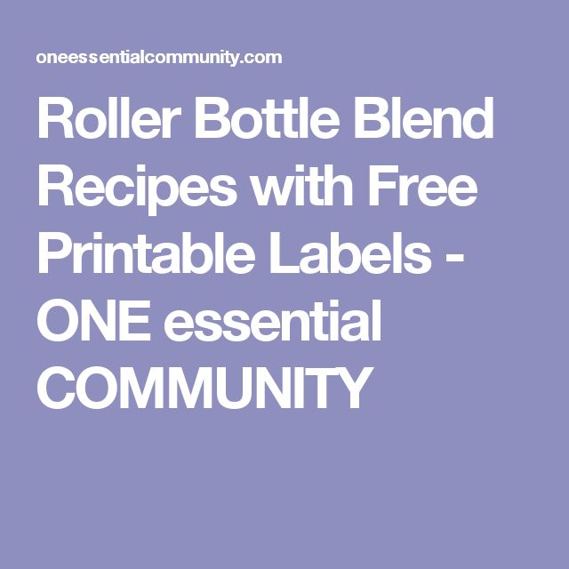 531 Best Images About Essential Oils On Pinterest