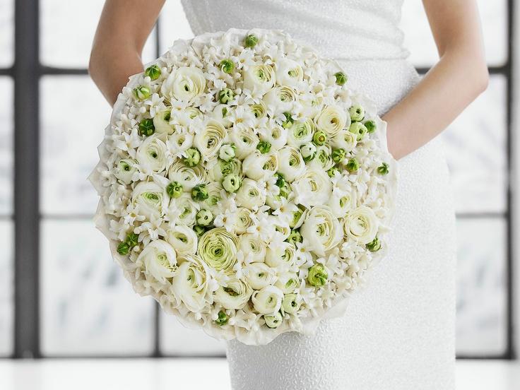 Galleri Brudebuket | Blomsterdesigner Annette von Einem - København