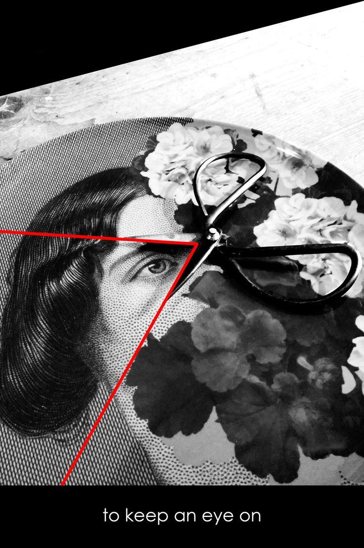 to keep an eye on / Tenere d'occhio... - florist donaflor - Thiene - VI
