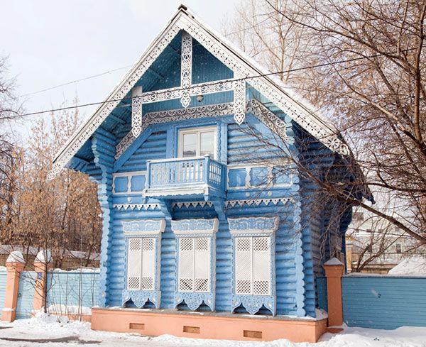 Брумфилд У. Стиль модерн и русская деревянная архитектура