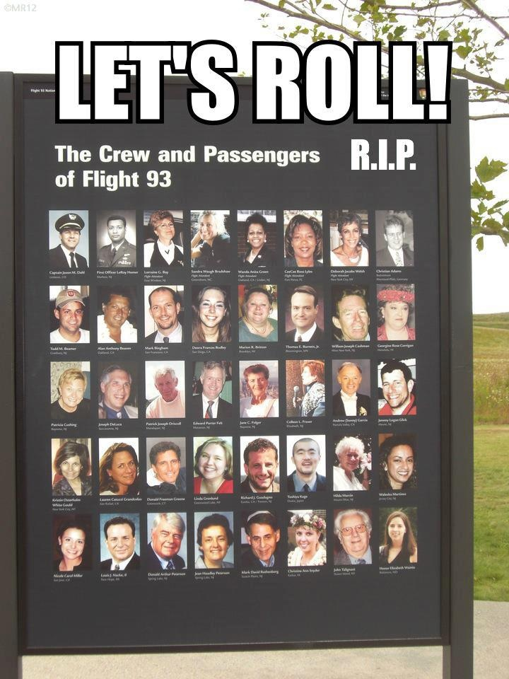 Lets Roll 911 Flight 93