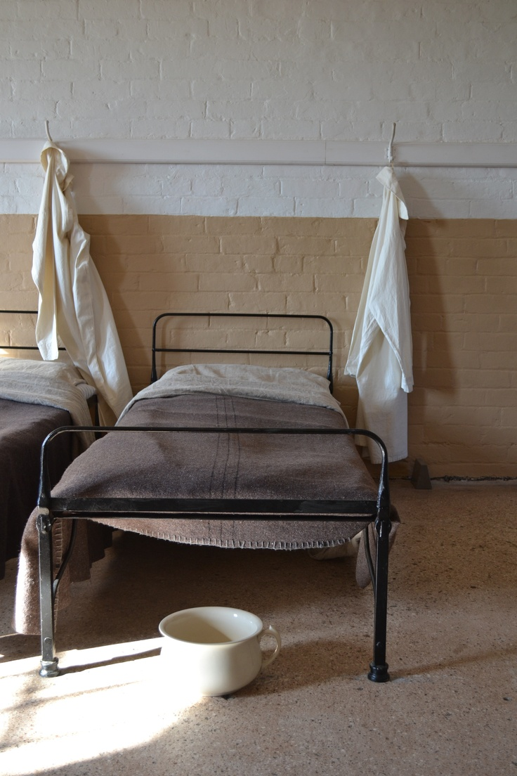 Sophie was not used to luxury - but she learnt how to survive... Southwell Workhouse