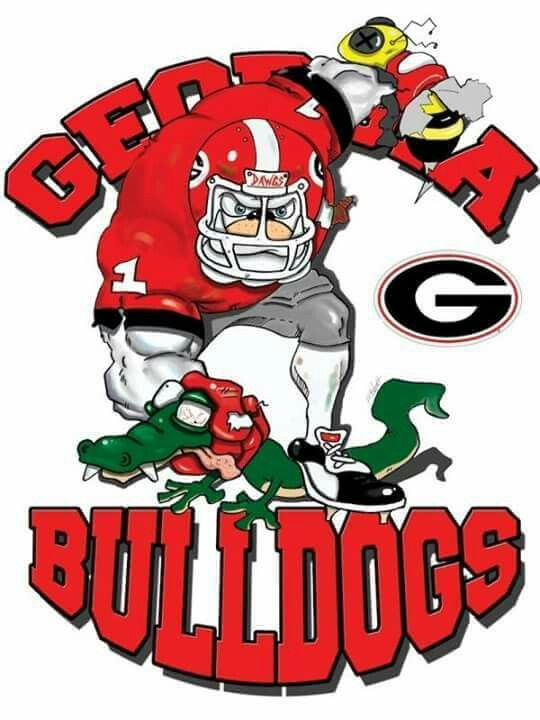 17 Best Images About Everything Georgia Bulldog On