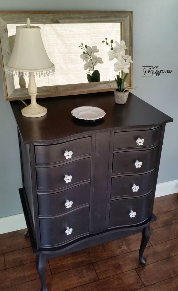 how to make a new chest for the bedroom or entryway out of an old repurposed deskrepurposed furniturepainting furniture p