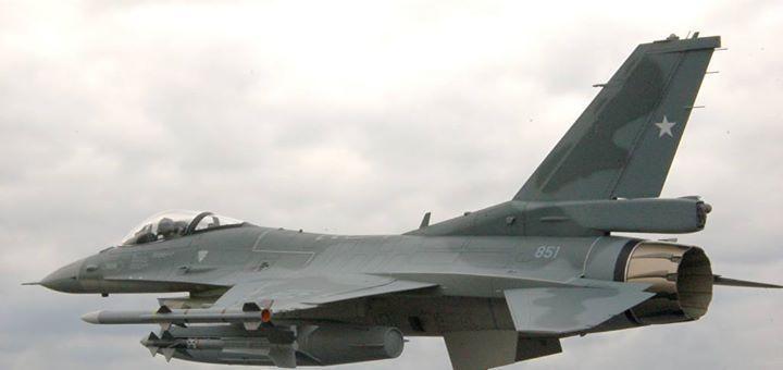 RAZONYFUERZA - Noticias de la FACH XV - Fuerza Aérea de Chile