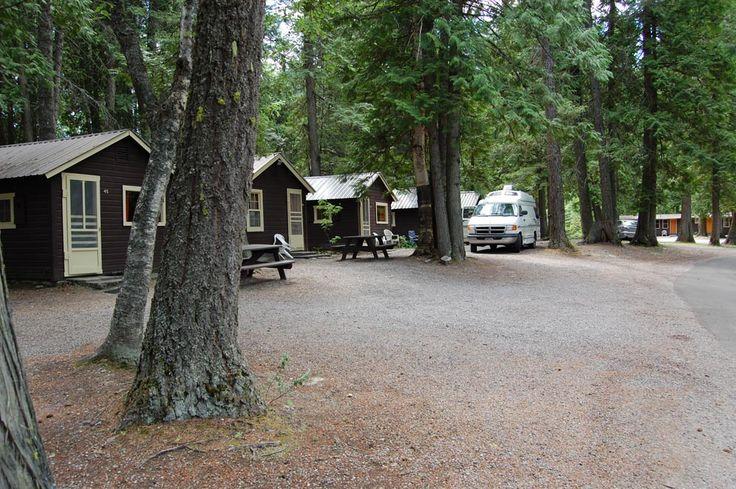 Glacier Park Apgar Village Lodge