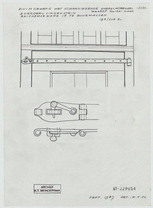 Boerderij Lingesteyn 1987