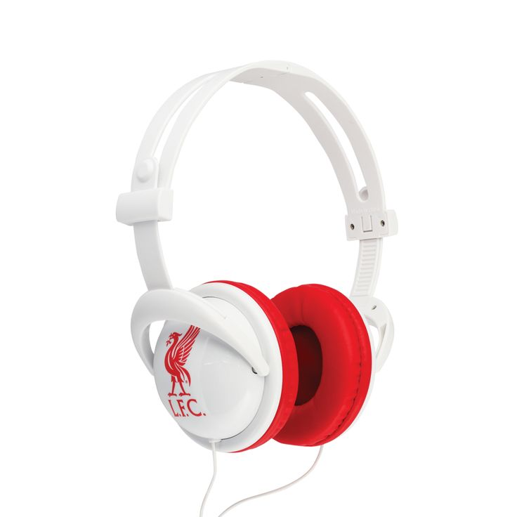 LFC Foldable Headphones | Liverpool FC Official Store