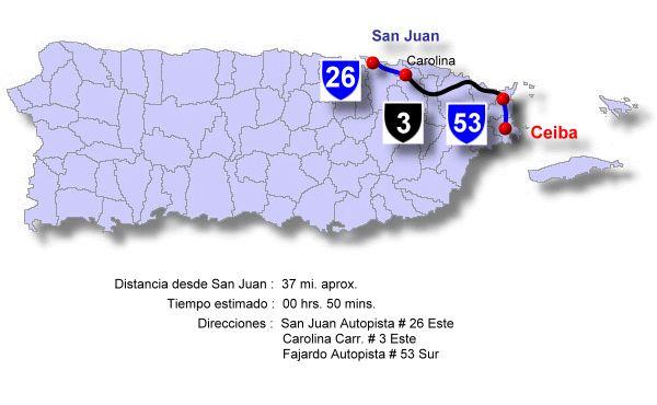 Link To Puerto Rico.com - Ceiba