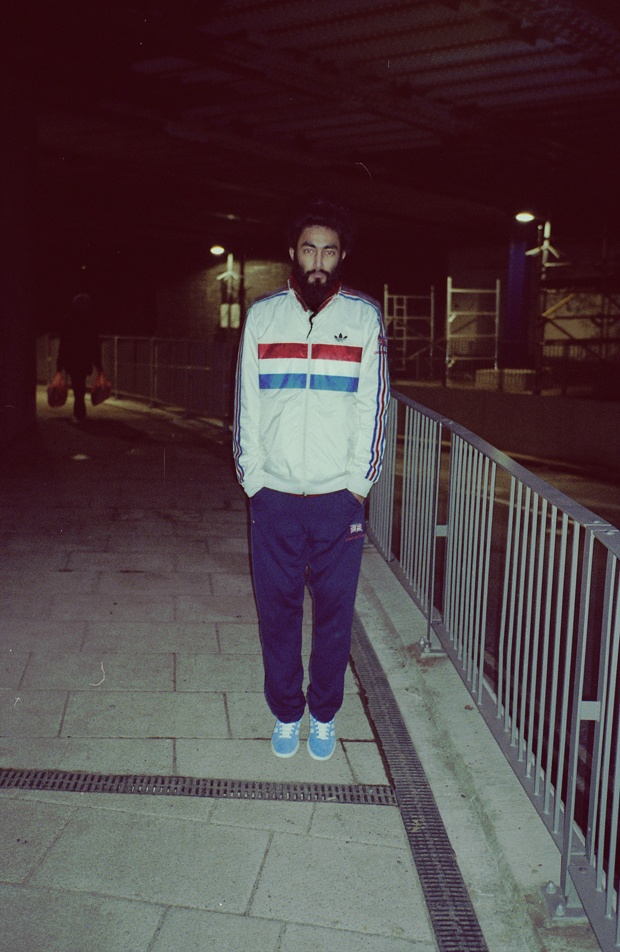 Adidas Originals. New collection inspired by the 1984 Olympics Team Great Britain kit. Nice.