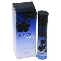 Armani Code by Giorgio Armani Mini EDP 0.1 oz (Women)