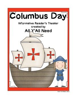 Columbus Day Reader's Informative Theater