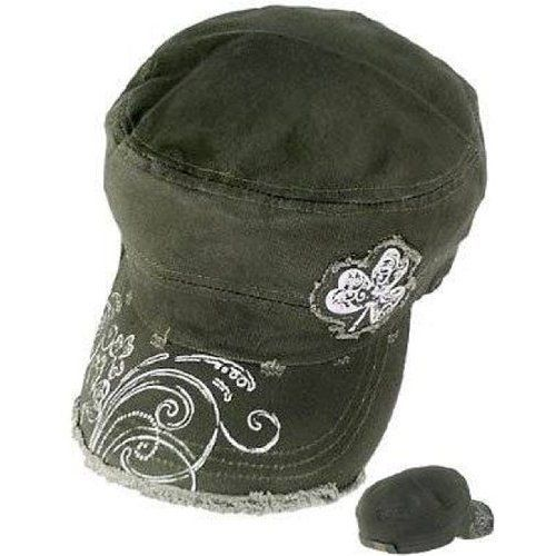 St Patricks Day Irish Costume Shamrock Cadet Cap Hat Leaf Clover Patrick's NEW #StPatricks