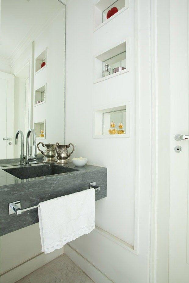 Apartamento para receber visitas (Foto: Adriana Barbosa / Divulgação)