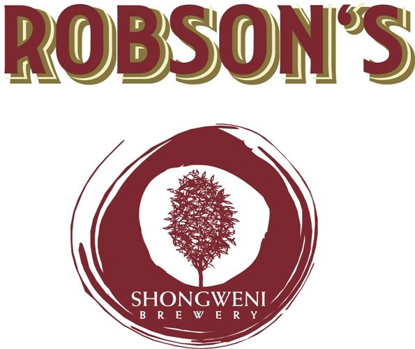 Shongweni Brewery is nestled in the Valley of a Thousand Hills, in KwaZulu-Natal, South Africa. They bring you their Robson's range of unique, locally brewed,and globally inspired beers.