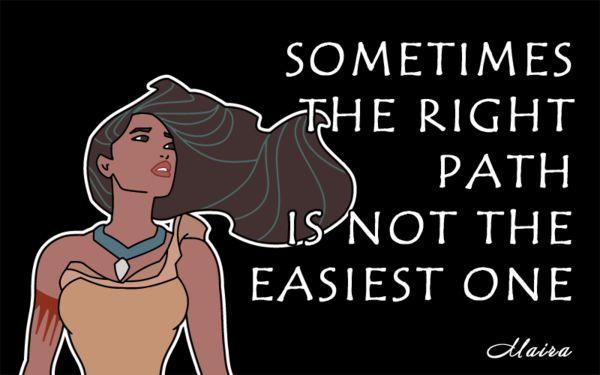 Pocahontas by MairaArtwork