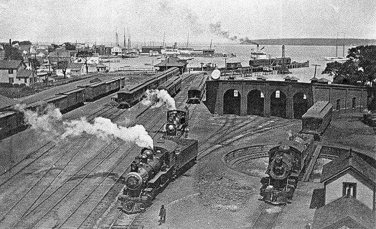 Long Island Railroad History 1800s | ... about the railroads, visit Greenport's Long Island Railroad Museum