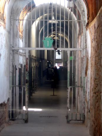 Eastern State Penitentiary Ghost Picture #2