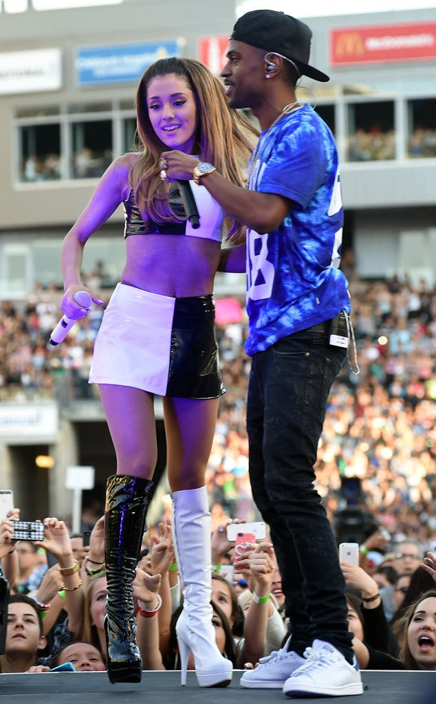 Ariana Grande Dating Rapper Big Sean: New Couple Have Been Getting Very Close