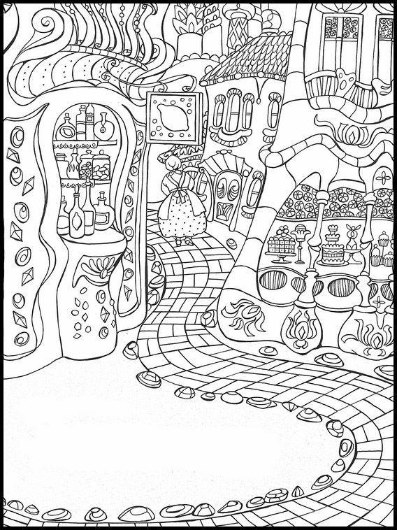 El Mago De Oz 6 Dibujos Faciles Para Dibujar Para Ninos Colorear En 2020 Dibujos Dibujos Faciles Para Dibujar Paginas Para Colorear Para Ninos