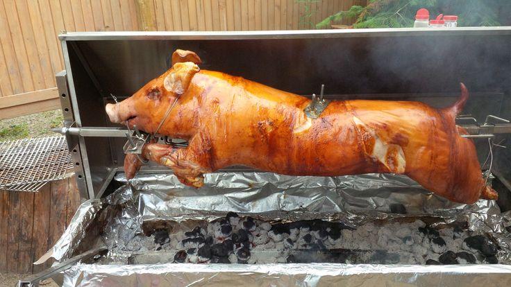 Okanagan tattoo show pig roast event pig roast rental for Kelowna tattoo show