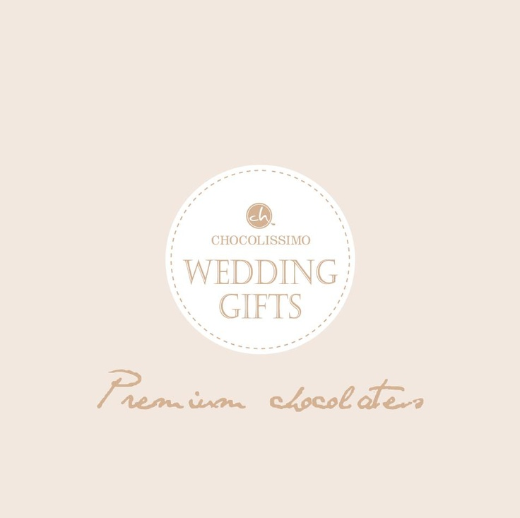 Wedding Gifts Premium Chocolates