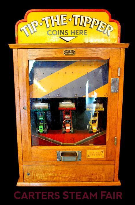 Vintage Arcade Game Vintage Penny Arcade Pinterest