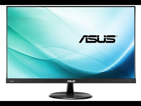 """Latest Asus VP239H-P 23"""" 5ms IPS Widescreen LED Backlight Monitor Overview"""